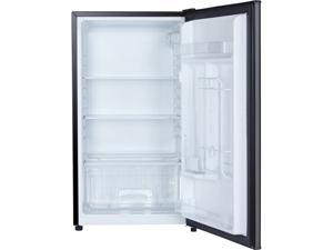 Magic Chef MCAR320B2 3.2 Cu Ft All-Refrigerator, Black