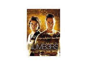 Numb3rs: The Fourth Season