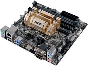 ASUS N3050I-C Intel Celeron N3050/ DDR3/ USB3.0/ A&V&GbE/ Mini ITX Motherboard & CPU Combo