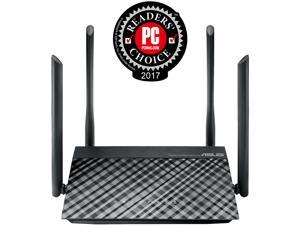ASUS RT-AC1200 Dual-band 2x2 AC1200 Wi-Fi 4-port Router