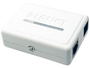 PLANET POE-152 IEEE 802.3af Power Over Ethernet Injector (10/100/1000 Mbps)