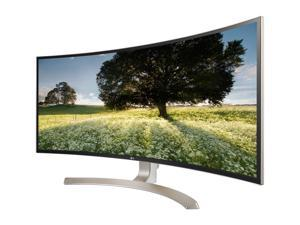 "LG Electronics 38CB99-W 38"" Curved UltraWide Monitor, 3840X1600 UW-QHD, 21:9 IPS, TAA, Tilt Speaker VESA HDMI, Displayport 1.2, USB Type C, USB 3.0"