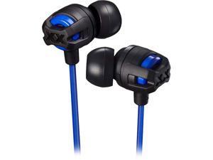 JVC HA-FX103M XTREME XPLOSIVES In-Ear Headphone - Blue - HAFX103MA