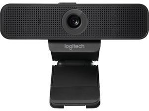Logitech C925E Webcam with HD Video and Built-In Stereo Microphones