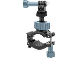USA Gear Rollbar and Handlebar Action Camera Mount with Tripod Screw and Action Style Mounting - Perfect For ATVs, Motocross, Bicycles, BMX, Boats, Snowmobiles and More