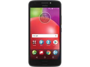 Motorola Moto E (4th Generation) XT1767 16GB GSM Unlocked Phone w/ 8MP Camera - Black