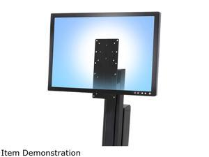 Ergotron 97-845 Tall-User Kit for WorkFit Single - mounting component