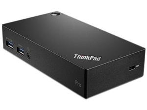 Lenovo ThinkPad USB 3.0 Pro Dock-US 40A70045US