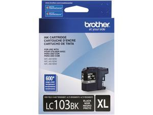 Brother LC103BK High Yield Innobella Ink Cartridge - Black