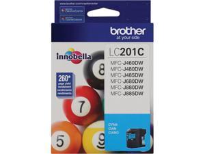 Brother LC201C Innobella Ink Cartridge - Cyan