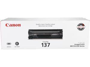Canon 137 Toner Cartridge - Black