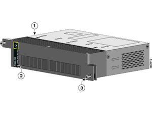 Cisco - PWR-RGD-AC-DC-H= - Cisco - Power supply - hot-plug (plug-in module) - AC 100-240/ DC 100-250 V - for Industrial