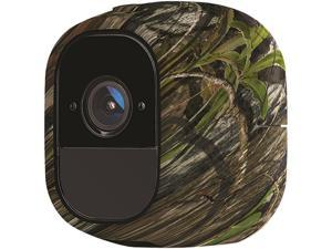 Arlo Camera Skins, Set of 3 Skins for Arlo Pro & Arlo Pro 2 - 1 x Camouflage and 2 x Green - VMA4200-10000S