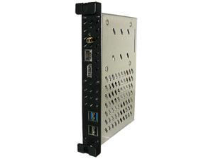 NEC OPS-PCAEQ-PS2 OPS PC with AMD Fusion Architecture, A10-4600M Quad, 8GB DDR3, Win 10 Pro,128GB SSD, Built-In WiFi, DisplayPort Out, USB 2.0 x 2, USB 3.0 x 2