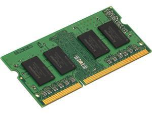 KINGSTON TECHNOLOGY DT & NOTEBOOKS KCP313SS8/4 4GB 1333MHZ SODIMM SINGLE RANK