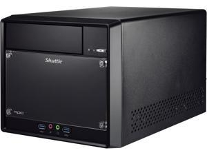 Shuttle XPC Cube SH110R4 Intel Socket LGA1151 Intel H110 1 x HDMI Barebone Systems