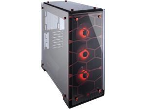 Corsair Crystal 570X RGB CC-9011111-WW Red Computer Case