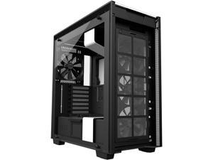 NZXT H700 CA-H700B-W1 White SECC Steel and Tempered Glass ATX Mid Tower Computer Case