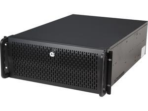 Rosewill RSV-L4412 Server Case or Chassis - 4U Rackmount, 5 Cooling Fans Included, 12 SATA / SAS Hot-swap Drives