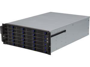 NORCO RPC-4224 4U Rackmount Server Case with 24 Hot-Swappable SATA/SAS Drive Bays