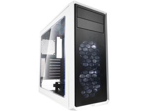 Fractal Design Focus G White ATX Mid Tower Computer Case