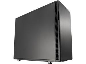 Fractal Design Define R6 USB-C Gunmetal Brushed Aluminum/Steel ATX Silent Modular Mid Tower Computer Case