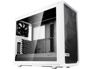 Fractal Design Meshify S2 White ATX Modular High-Airflow Tempered Glass Window Mid Tower Computer Case