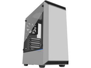 Phanteks Eclipse P300 Tempered Glass PH-EC300PTG_WT White Steel / Tempered Glass ATX Mid Tower Computer Case