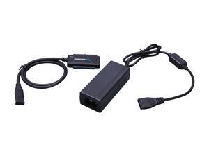 SABRENT USB-DSC8 USB 3.0 to SATA/IDE Hard Drive Adapter, AC Adapter