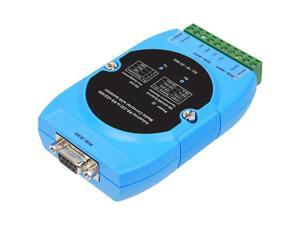 SIIG CyberX Industrial RS232 to RS-422/485 Isolated Serial Converter - Wide Temperature