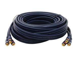 Cables To Go Model 29108 25 ft. Velocity RCA Audio/Video Cable Male to Male