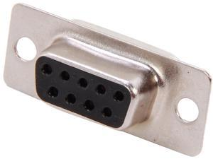 C2G 01549 Female D-Sub Solder Connector, Gold