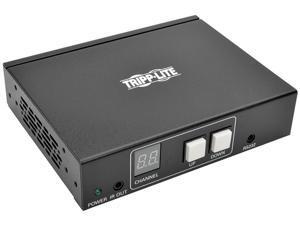 Tripp Lite VGA Over IP Transmitter/ Extender w/ RS-232 Serial, IR Control TAA (B160-001-VSI)