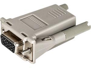 Avocent ADB0036 RJ-45F to DB-9F Crossover Adapter