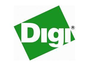 Digi International 76000238 Cable Leg 48-inch Converts RJ45 to DB25M DCE