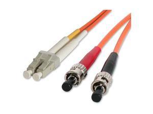 FIBLCSC7 StarTech.com 7m Fiber Optic Cable LSZH LC to SC Fiber Patch Cable Multimode Duplex 62.5//125 OM1 LC//SC