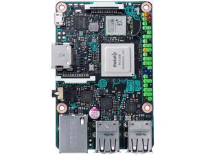ASUS SBC Tinker Board RK3288 SoC 1.8 GHz Quad-Core CPU, 600 MHz Mali-T764 GPU, 2GB