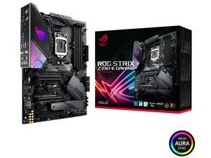 ASUS ROG Strix Z390-E Gaming LGA 1151 (300 Series) Intel Z390 SATA 6Gb/s ATX Intel Motherboard