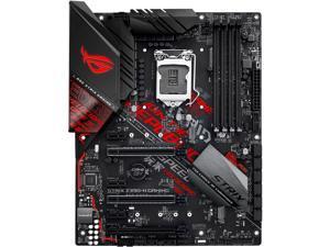 ASUS ROG Strix Z390-H Gaming Motherboard LGA1151 (Intel 8th and 9th Gen) ATX DDR4 DP HDMI M.2 USB 3.1 Gen2 Gigabit LAN