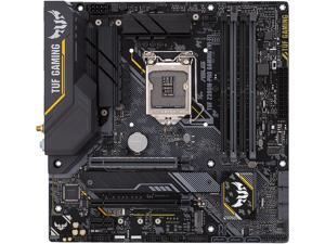 ASUS TUF Z390M-Pro Gaming (Wi-Fi) LGA1151 (Intel 8th and 9th Gen) DDR4 DP HDMI M.2 Z390 Micro ATX (mATX) Motherboard with Onboard 802.11 ac Wi-Fi and USB 3.1 Gen2