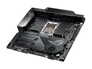 ASUS ROG Dominus Extreme Intel LGA 3647 for Xeon W-3175X (C621) 12 DIMM DDR4 DIMM.2 U.2 EEB Performance Motherboard with Aquantia 10G LAN, USB 3.1