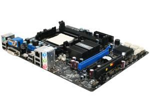 MSI 880GMS-E35 AM3 AMD 880G SATA 6Gb/s HDMI Micro ATX AMD Motherboard