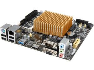ASUS J1900I-C Intel Celeron quad-core J1900 Mini ITX Motherboard/CPU/VGA Combo