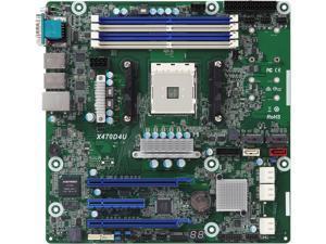 Asrock Rack X470D4U AM4 PGA 1331 DDR4 Server Motherboard