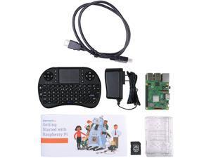 Raspberry Pi 3 Model B+ Media Center Kit