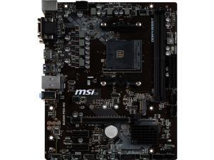 MSI B450M PRO-M2 AM4 AMD B450 SATA 6Gb/s USB 3.1 HDMI AMD Motherboard