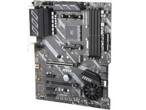 MSI X570-A PRO Motherboard AMD AM4 SATA 6Gb/s M.2 USB 3.2 Gen 2 HDMI ATX