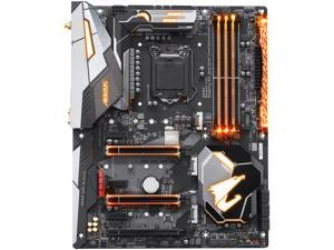 GIGABYTE Z370 AORUS Gaming 5 (rev. 1.0) LGA 1151 (300 Series) Intel Z370 (Wi-Fi AC) HDMI SATA 6Gb/s USB 3.1 ATX Intel Motherboard