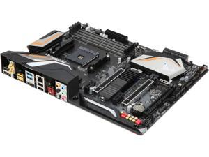 GIGABYTE X470 AORUS GAMING 5 WIFI AM4 AMD X470 SATA 6Gb/s USB 3.1 ATX AMD Motherboard