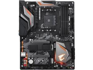 GIGABYTE X470 AORUS ULTRA GAMING AM4 AMD X470 SATA 6Gb/s ATX AMD Motherboard